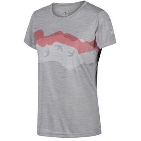 Regatta Fingal V Camiseta Mujer, dapple